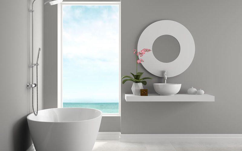 Bathrooms Installations Delta Construction SW Ltd