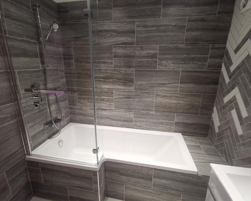D Bathroom Bath