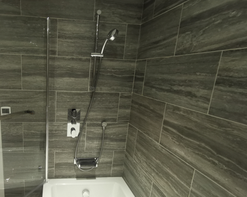 D Bathroom Shower